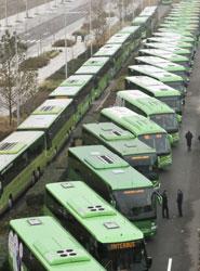 Interbús obtiene el Certificado conforme a la Norma UNE ISO 39001 y renueva el CSEAA .
