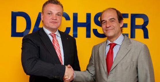 Dachser aumentó su volumen de negocio en un 13% y 4.990 millones de euros en 2013