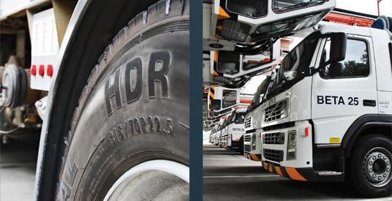 Continental anuncia el lanzamiento en el mercado indio de los neumáticos radiales para camiones