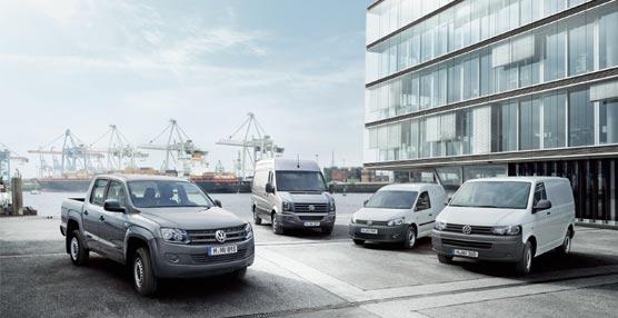 Volkswagen Vehículos Comerciales incrementa un 8,5% sus entregas en Europa y un 37,9% en España el primer trimestre