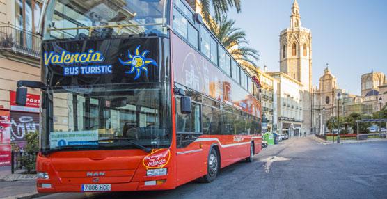 Viajes Transvía Tours obtiene la certificación UNE 13816 de transporte público de pasajeros por el Valencia Bus Turistic