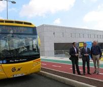 Guaguas Municipales tendrá un dispositivo especial el 1 de mayo para el estreno del Gran Canaria Arena
