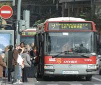 Alrededor de ocho millones de usuarios viajan durante el mes de Marzo con EMT Valencia