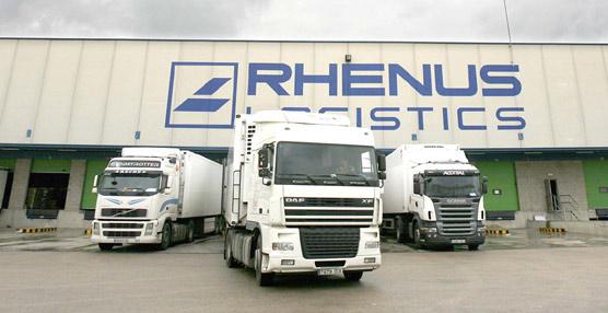 Rhenus Logistics potencia sus líneas terrestres de Valencia con salidas diarias hacia el Reino Unido