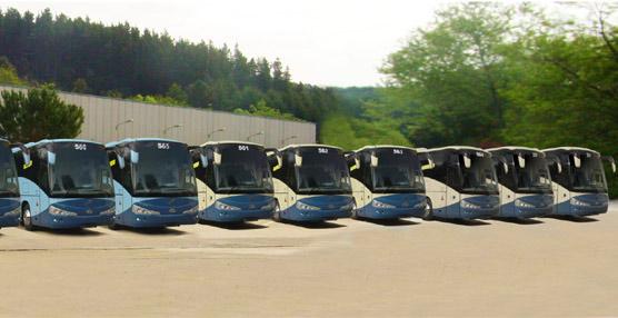 Ultramar Transport recibe un pedido de 15 unidades del modelo Spica de Beulas sobre bastidor Volvo
