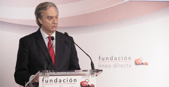 Se presenta la fundación Línea Directa, que nace con el objetivo de trabajar en favor de la seguridad vial