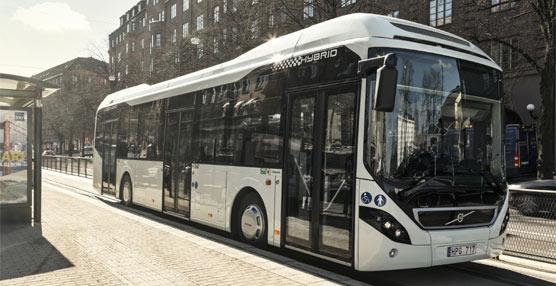 Bergkvarabuss hace un pedido de 12 autobuses híbridos de Volvo para la ciudad sueca de Karlskrona