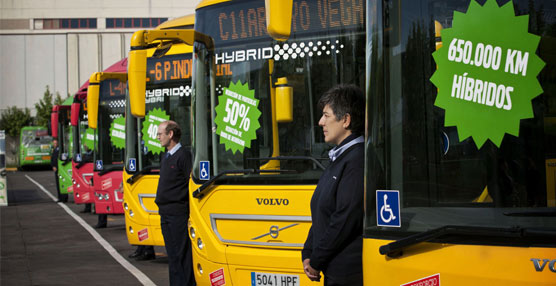 Interbus refuerza la apuesta de Madrid por los autobuses híbridos en entornos urbanos