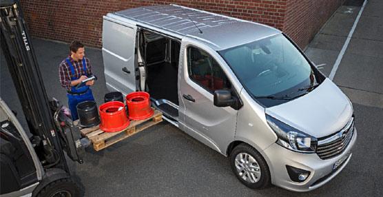 Opel presenta en primicia mundial sus modelos Vivaro y Movano en el Salón del Vehículo Comercial de Birmingham