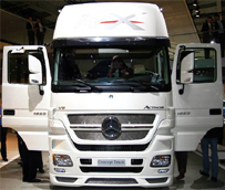 ACEA registra un crecimiento del 7,7% en las matriculaciones de camiones pesados en el mes de marzo en un mercado pujante