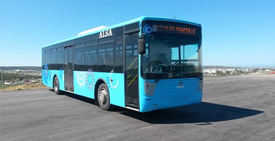 La empresa de transporte de viajeros Alsa inicia hoy oficialmente la gestión del servicio de transporte urbano de la ciudad de Tánger.