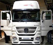 ACEA registra un crecimiento del 7,7% en las matriculaciones de camiones pesados en el mes de marzo