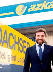 Azkar aprovecha su integración en Dachser e incrementa un 9% su facturación hasta los 569 millones
