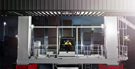Konecranes reinventa la grúa RTG Boxhunter, dirigida a operadores de terminales de diferentes mercados