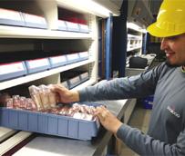 VRC Warehouse Technologies presenta una solución de picking a alta velocidad que alcanza los 1.000 picks/hora