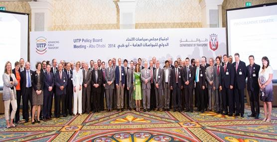 La UITP toma impulso para la Cumbre del Clima de la ONU en septiembre en la reunión de Abu Dhabi
