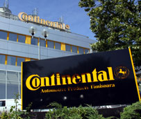 Continental aumenta un 4,4% sus ventas hasta los 8.400 millones en el primer trimestre del año