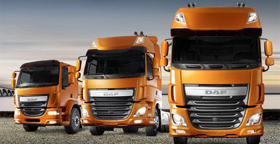 DAF ya ha confirmado que montará sus vehículos con las nuevas gamas. Foto: Goodyear Dunlop.
