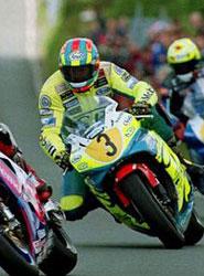 Dunlop será un año más el 'partner' oficial de neumáticos en la competición TT de la Isla de Man