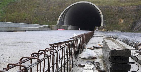 Fomento aprueba una inversión de 133,3 millones de euros para las obras de plataforma de un tramo del Nudo de Bergara