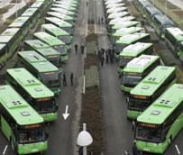 El pasado marzo las líneas urbanas registraron 246,3 millones de viajeros (un 8,4% más que en 2013).