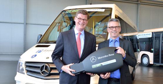 El Citaro y el Sprinter de Mercedes se pasan al Euro 6 después de cuatro años de adaptación al mercado de los urbanos