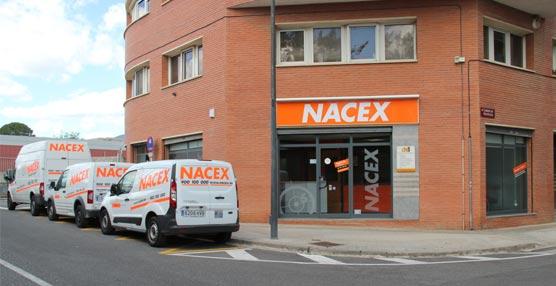 Las nuevas instalaciones de Nacex en Reus.