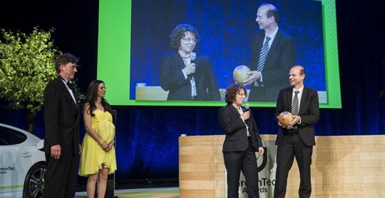Continental gana el Premio Green Tec 2014 por su proyecto de industrializar caucho de diente de león