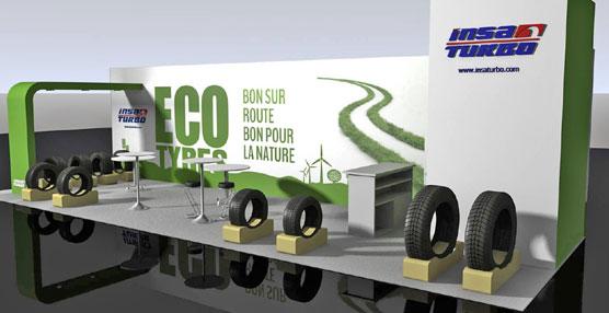 El fabricante alicantino Insa Turbo participa en la Feria Internacional del Neumático de Reifen (Alemania)