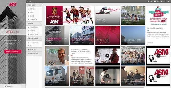 'ASM y Tú' es el nuevo canal de comunicación para la red ASM que aglutina toda la presencia online de la compañía