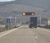 Tráfico rectifica su propuesta inicial de reducir la velocidad máxima para camiones y furgonetas en carreteras convencionales