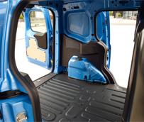 Ford entra en el mercado de los comerciales ligeros de plataforma B con el Transit Courier en dos versiones