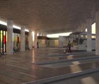 Adjudicada por 2,8 millones la construcción de la estación intermodal de la ciudad de Cádiz