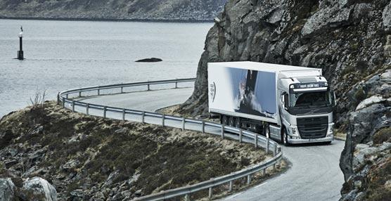 Volvo Trucks presenta el FH y el FH16 en una edición especialmente diseñada e inspirada en la Volvo Ocean Race