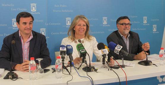 Marbella abre el plazo de solicitud de las ayudas para el bono y el transporte escolar destinadas a familias del municipio