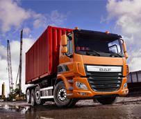 DAF presenta sus nuevos camiones Euro 6 CF y XF de cuatro ejes para aplicaciones especiales y de transporte pesado