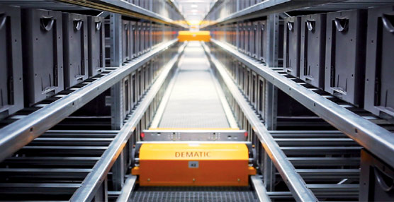 La empresa Servicio Móvil instala un sistema de almacén inteligente para abastecer el Servicio Gallego de Salud