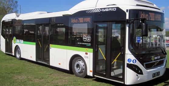 La empresa de transporte Nobina ordena 47 autobuses híbridos Volvo para operar en el centro de la ciudad