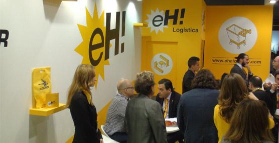 Halcourier estuvo en el OMExpo, celebrado en abril. Foto Halcourier.