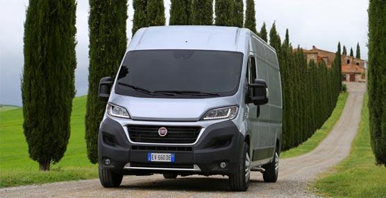 Los comerciales de Fiat Professional conquistan a los medios especializados alemanes del sector de la mensajería