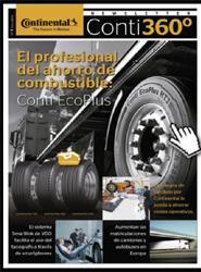 Newsletter Conti 360º, la nueva vía de comunicación de la división de Vehículos Comerciales de Continental