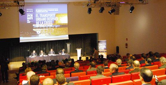 Los gestores de transporte piden más claridad en el modelo, 'con particular énfasis en la financiación'