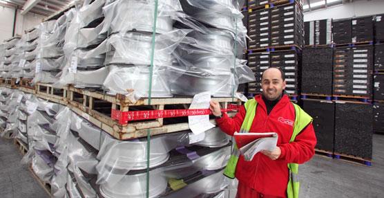 Norbert Dentressangle es distinguido por Nissan como uno de sus mejores proveedores logísticos en España