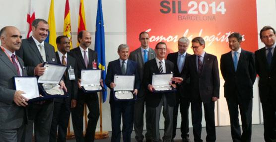 Todos los premiados de los X Premios  SIL 2014.