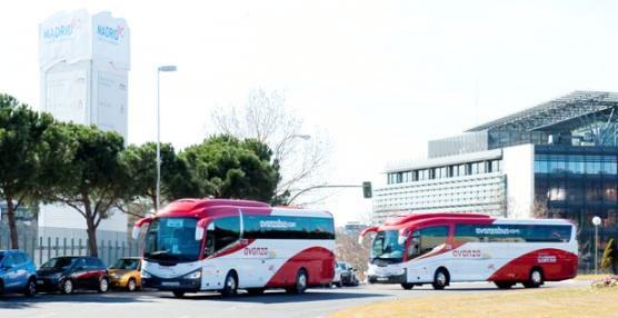 Avanza e Iberia lanzan el producto de billete combinado 'Bus&Fly' para unir Salamanca con la T4 de Barajas
