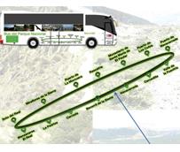 Madrid pone en marcha un 'bus verde' circular para disfrutar del Parque Nacional de la Sierra de Guadarrama los fines de semana