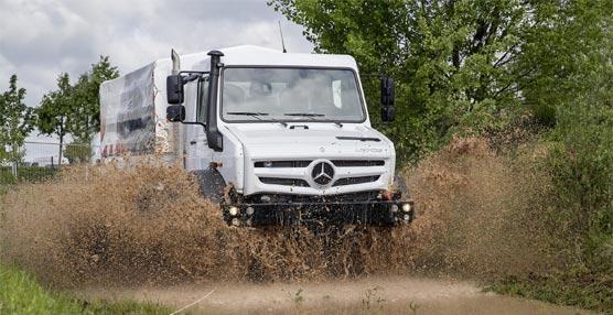 Mercedes Unimog es considerado el mejor vehículo cross-country por los lectores de la revista Off Road