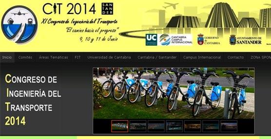 875 personas participarán en dos congresos sobre transporte organizados por la Universidad de Cantabria
