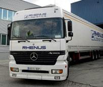 Rhenus Midi Data refuerza su colaboración logística con Life Fitness desde su nuevo centro logístico en Munich