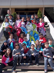 Estudiantes de 51 centros de Vigo han conocido este año el funcionamiento del transporte público en la ciudad